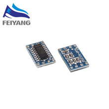 100PCS Mini RS232 MAX3232 Levels To TTL Level Module Serial Converter Board