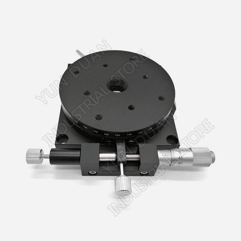 Tableau coulissant manuel de micromètre d'axe de R 90 MM 3.6