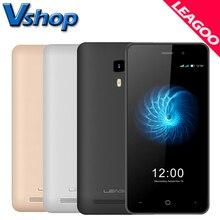 Оригинальный leagoo Z3C 3 г мобильные телефоны Android 6.0 512 МБ оперативной памяти 8 ГБ ROM Quad Core Смартфон 5MP камеры Dual SIM 4.5 дюймов сотовый телефон