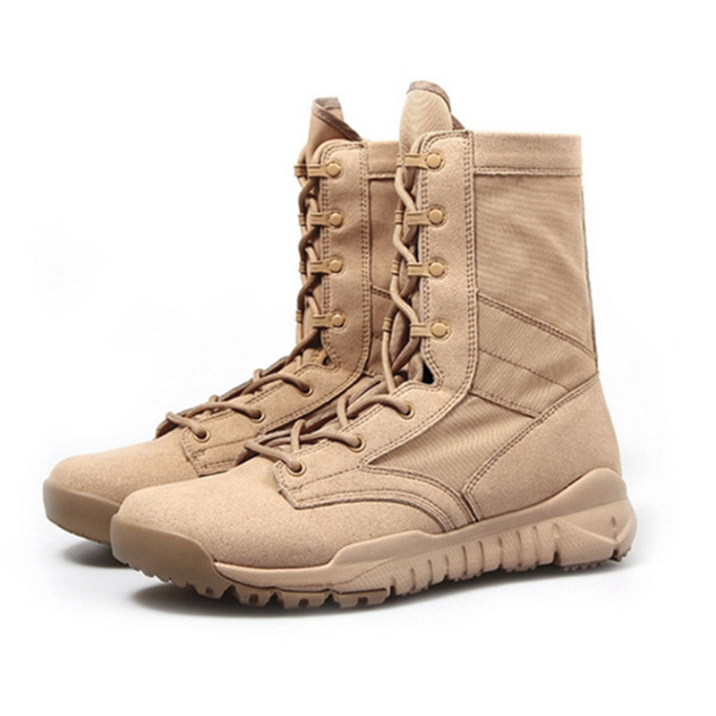ФОТО CQB military army boots 07 Super light breathable single combat boots ultra-light SFB army fan boots EURO38-46