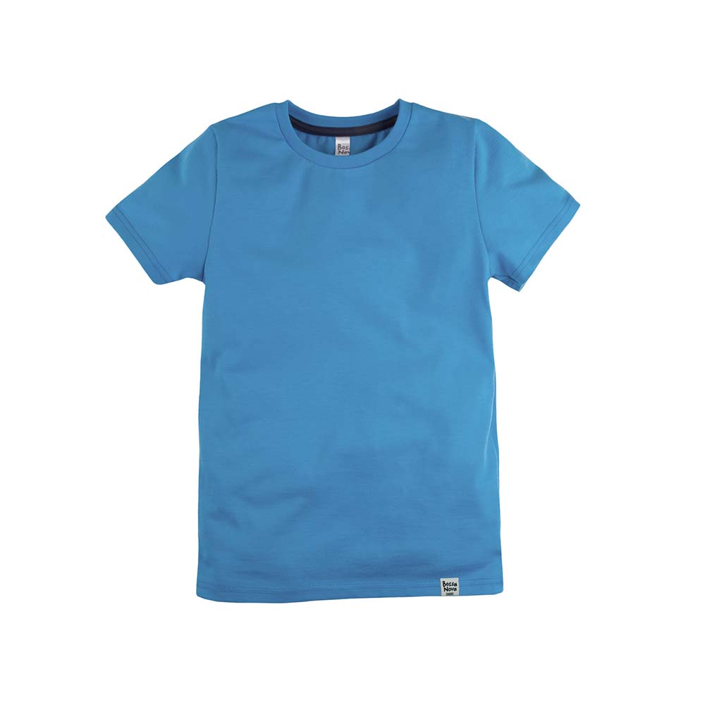 T-Shirts BOSSA NOVA for boys 267k-161g Top Kids T shirt Baby clothing Tops Children clothes t shirts frutto rosso for girls and boys sm117k021 top kids t shirt baby clothing tops children clothes