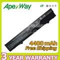 Apexway 4400 mah bateria para hp ph06 para probook 4320 s 4321 s 4325 s 4326 s 4420 s 4421 s 4425 s 4520 s 4525 s 420 425 4320 t 620 BQ350AA