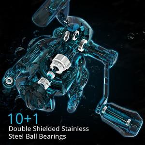 Image 5 - KastKing Speed Demon 11.34KG Max Drag Powerful Spinning Reel High Speed 7.2:1 Spinning Fishing Reel with Carbon Handle