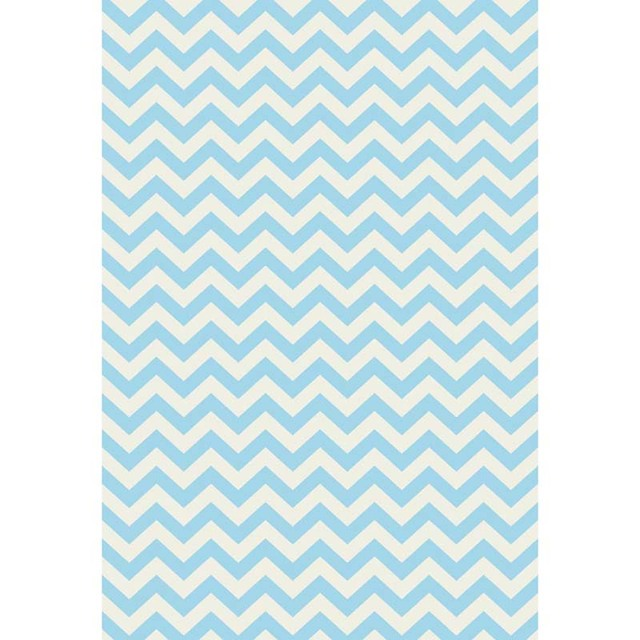 TR 8X8FT photography background cute white blue striped twill baby