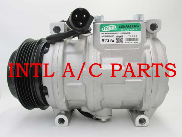 094068b3a 10PA17C auto air conditioning car a c ac compressor for BMW 7 E32 for BMW 8  E31 1382768 64521382768 64528390482 64528390912