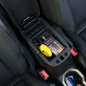 Image 3 - Abs caixa de apoio braço central do carro console central braço resto caixa luva apto para jeep renegado 2015 2016 2017 2018 2019 acessórios