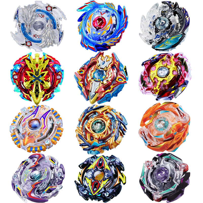6 Styles New Spinning Top Beyblade 3056 B48 B66 With