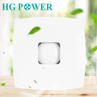 Household Ventilator Kitchen Hood Exhaust Fan Ducts 220V 4inch Air Conditioners Exhaust Extractor Fan Fit For Bathroom Kitchen