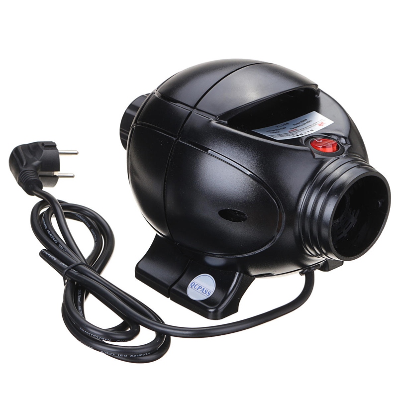 Livraison gratuite 800 W pompe à air électrique souffleur d'air pour football à bulles, boule à eau, boule pare-chocs, boule de zorbing, football à bulles
