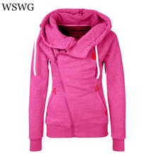 Zipper Thicken Sweatshirt Hoodie