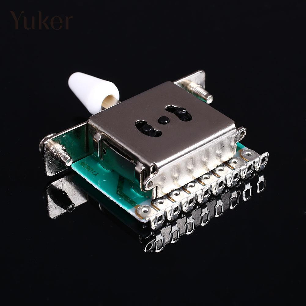 Yuker Hot Sell 3-Way Pickup Selector Guitar Switches Toggle Leaver Switch Strat Guitar