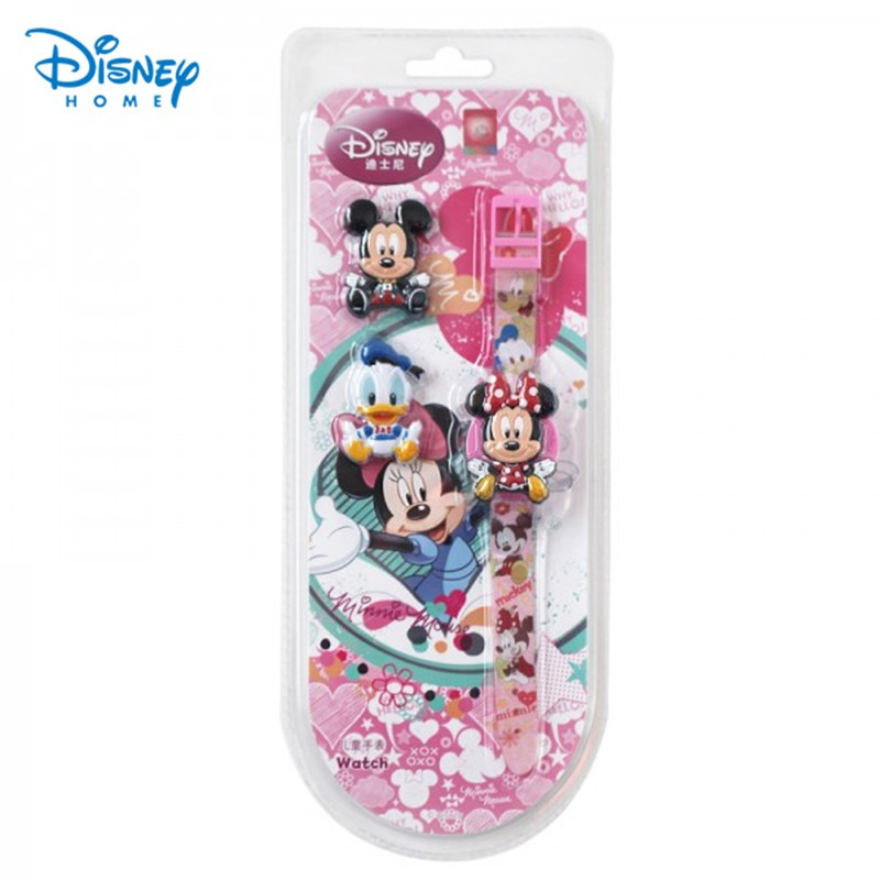 100-Genuine-Disney-Minnie-Watch-Fashion-Cartoon-children-Brand-Watches-3-type-cover-for-change-89004