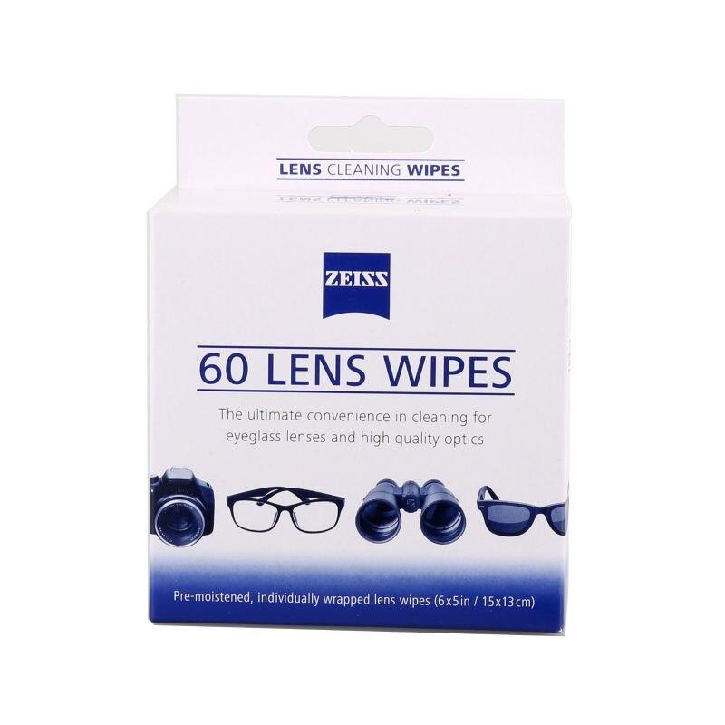 5591411fd334b3 ZEISS Microfibre cleaner lunettes lunettes lunettes lentille lingettes 60  compte
