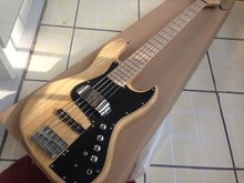 5 strings JB Jazz bass guitar  active pickups /electric bass guitar all color available free shipping
