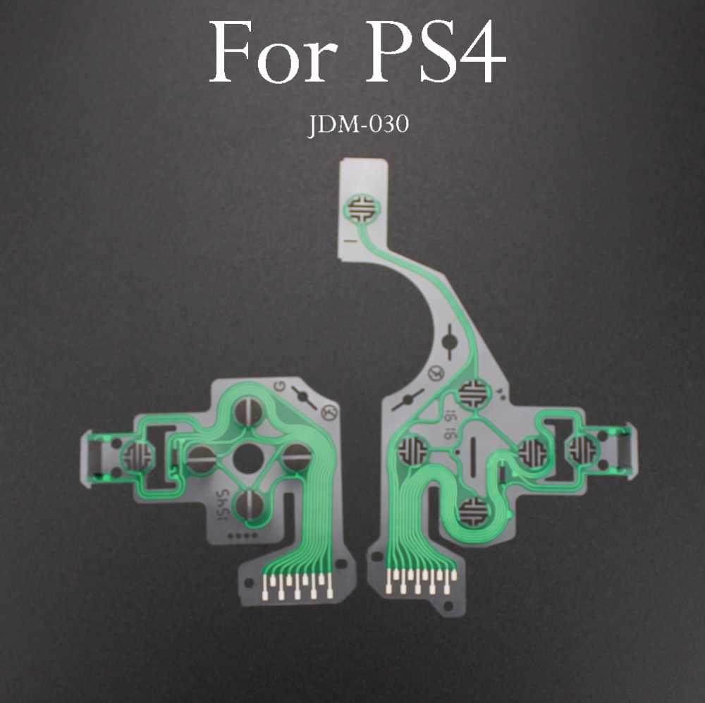 Jcd untuk PS4 Controller Konduktif Film FLEX Kabel Kualitas Tinggi untuk PS4 Joystick Perbaikan Bagian JDM-010 011 JDM-030 JDM-040 JDS-055