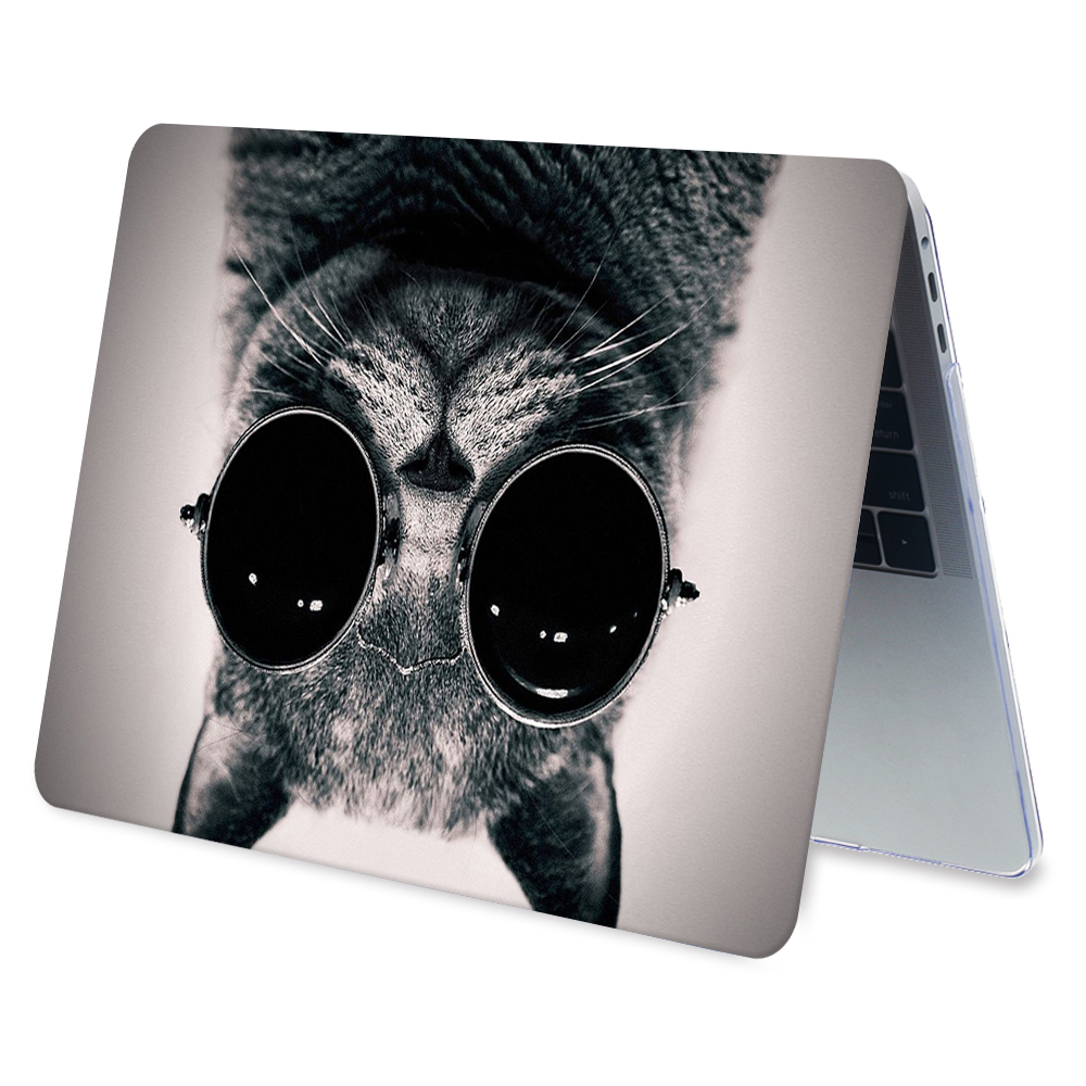 Cute Pattern Hard Shell Case for MacBook 18