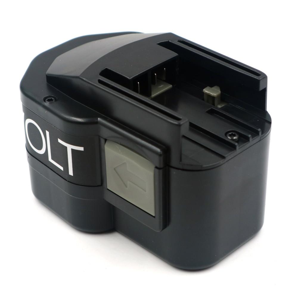 power tool battery Atl 12VA 1500mAh NI CD B12 BF12 BX12 bxl12 MXS12 MX12 WBE2E12 LokTor S12P S12T PAD12 PES12 PEP12T PES12 P12T|power tool replacement batteries|power tool battery repair|power tool battery pack - title=