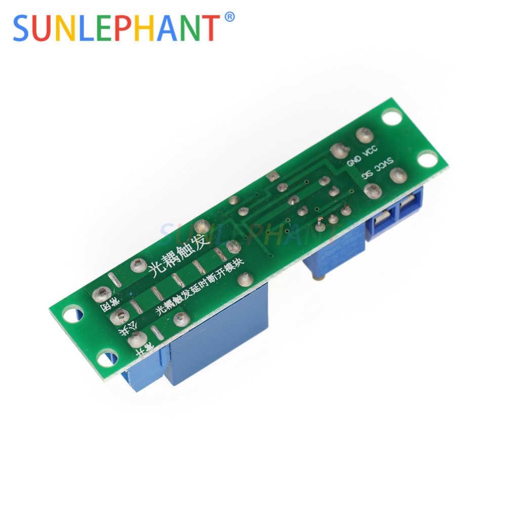 5 V 12 V czas opóźnienia moduł przekaźnika przełącznik czasowy sterowania włącz/wyłącz cykl czasowy DC 5 V/12 V wyświetlacz LED inteligentne czas kontroli przekaźnik/przekaźnik opóźnienia