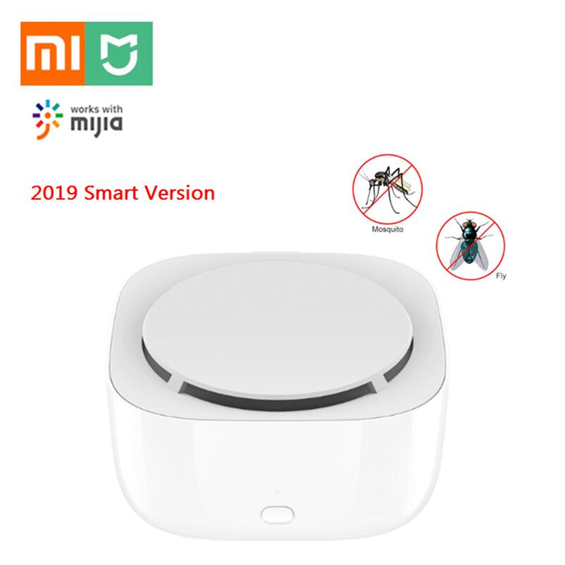 2019 Xiaomi Mijia Mosquito Repellent Killer Smart Version Dispeller Phone Timer Switch With LED Light By Mi Home APP Or Basic