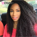 Full Lace Human Hair Wigs Front Lace Wigs Mongolian Kinky Curly Hair Lace Front Human Hair Wigs For Black Women Kinky Curly Wig