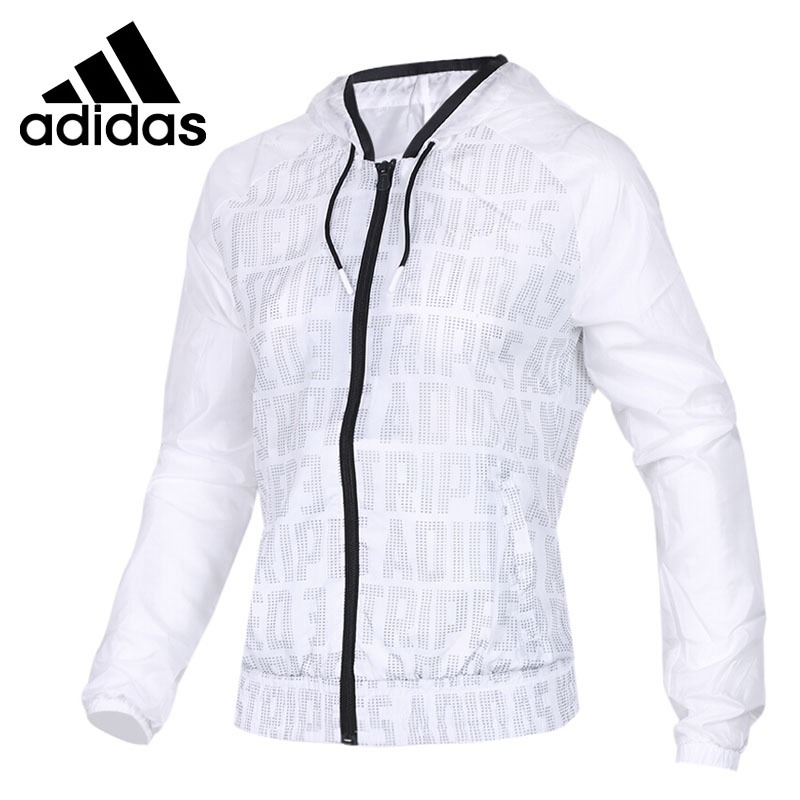 a4a3a2ed3877 Original New Arrival 2018 Adidas NEO Label CS WB Women s jacket Hooded  Sportswear new arrival authentic