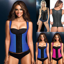 waist slimming shaper corset body shapers women Gothic bustier corsets clothing trainer tummy control belt