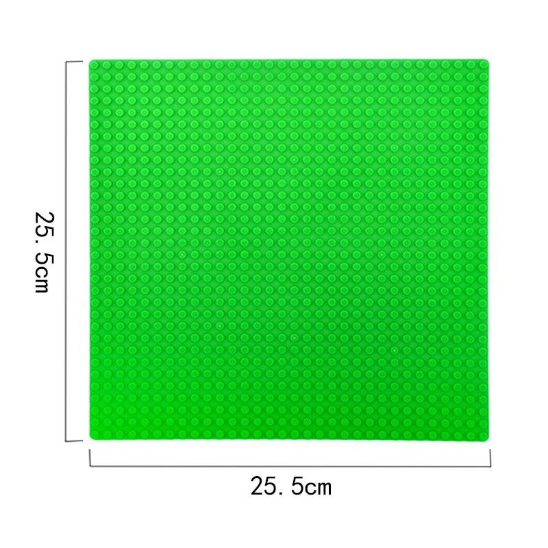 Classic-Base-Plates-Plastic-Bricks-Baseplates-Compatible-LegoINGlys-Major-Brands-Building-Blocks-Construction-Toys-3232-Dots-5