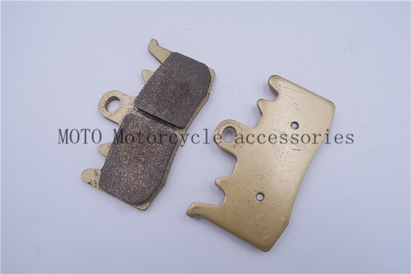Motorcycle Brake Pads For DUCATI Hypermotard Hyperstrada For CAN AM Spyder RT Brembo calipers For BMW R 1200 GS 2013