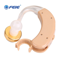 BTE Personal Sound Amplifier Small 2018 technology innovation medical ear machine Device For Adults Men & Women S 520