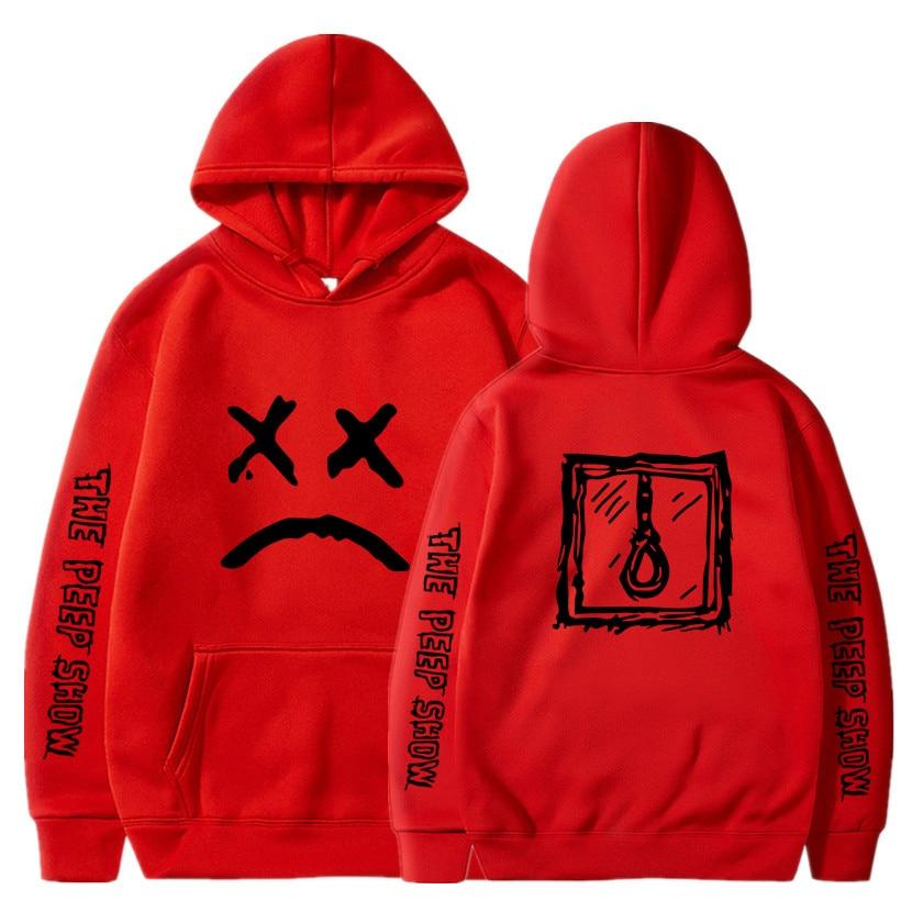 Hoodies Love Sweatshirts Hooded Pullover sweater shirts male/Women 4