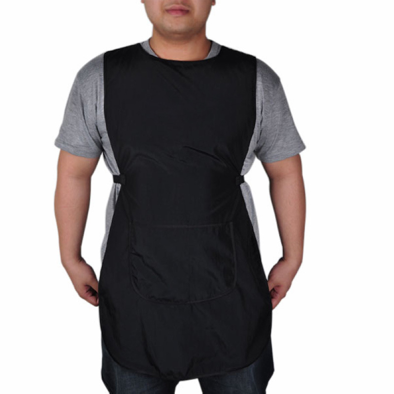Super Quality Salon Hairdressing Hair Cutting Apron Front Back Cape for Barber Hairstylist Styling Cloth in Caps Foils Wraps from Beauty Health