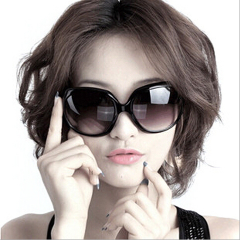 6d60a8d61e New Fashion 2015 star style sunglasses Women Girls Cool Summer Large Round  Shape Lady Sunglasses Accessories