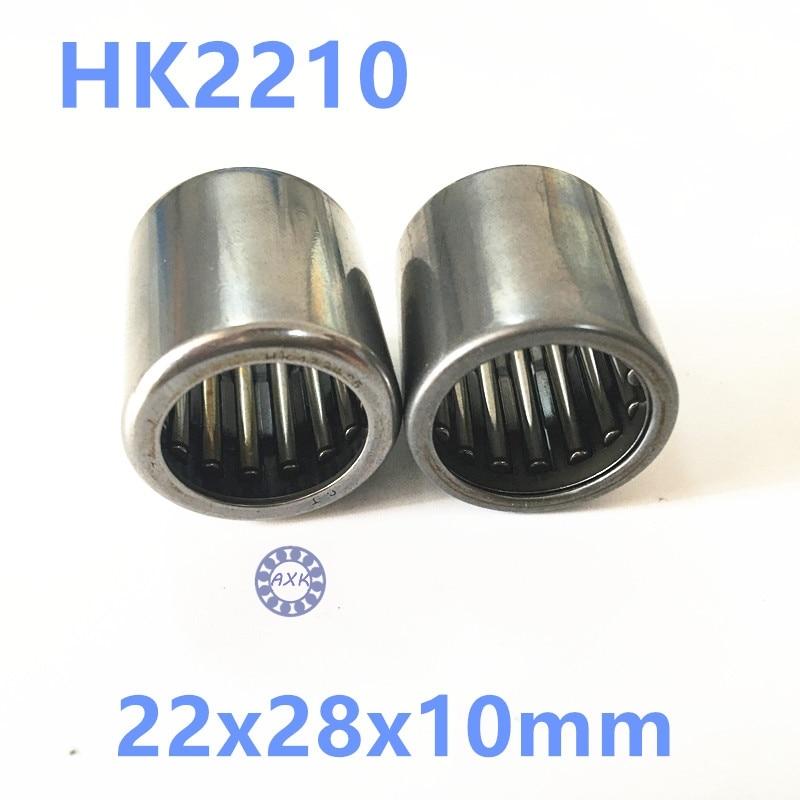1 x Cojinete de rodillos de aguja de Taza dibujado HK2820 ID 28mm Od 35mm longitud 20mm