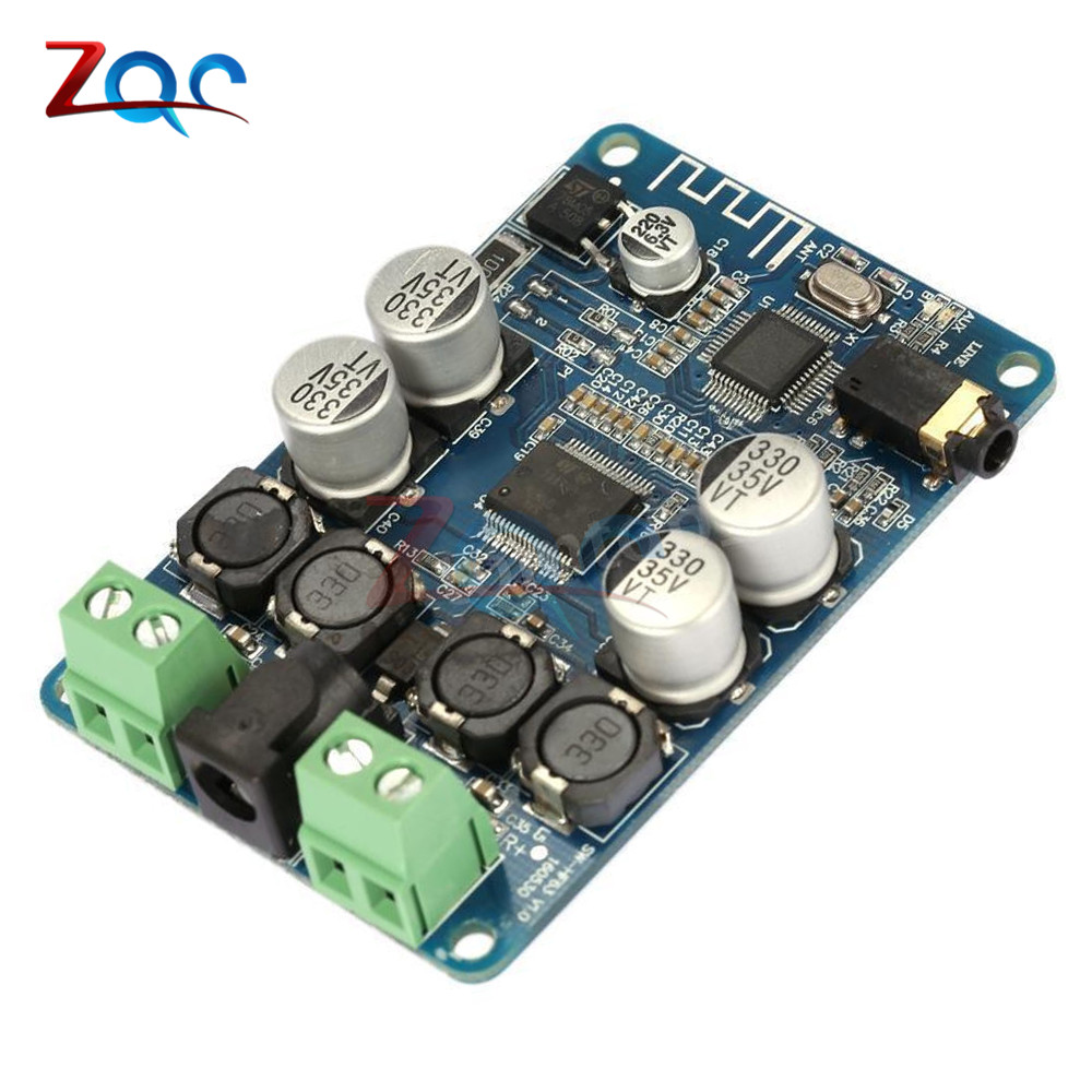 Tda492p Dual Channel Wireless Bluetooth 40 Amplifier Board Audio Buy Circuit Boardaudio Sf 710 Satellite Finder For Tv Receiver Color Display Diseqc10 With Usb