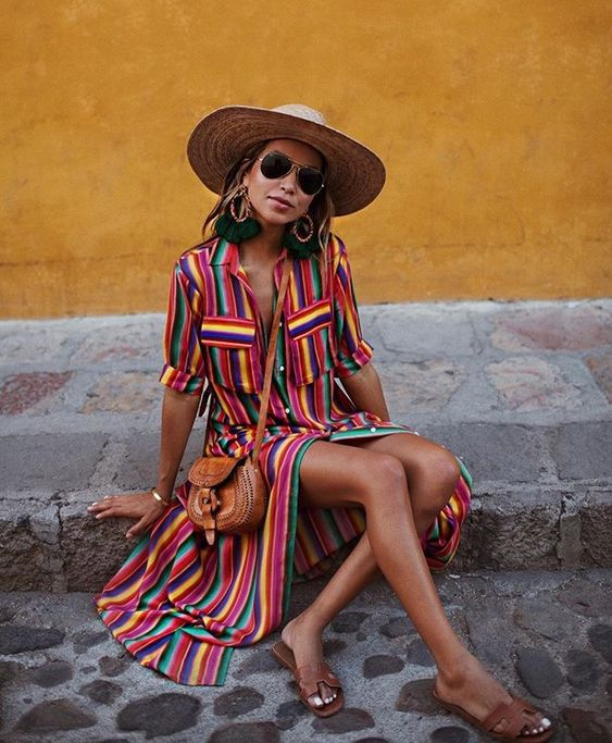 Bodycon 2018 plus méretű vadonatúj nyári csíkos hosszú maxi - Női ruházat