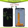 Para alcatel one touch pop 2 7044 ot7044 lcd display + asamblea de pantalla táctil digitalizador panel