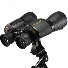 Binoculars 20X50 Telescope BAK4 Waterproof Tourism HD Long Zoom Eyepiece All Vision For Hunting Tools Spyglass