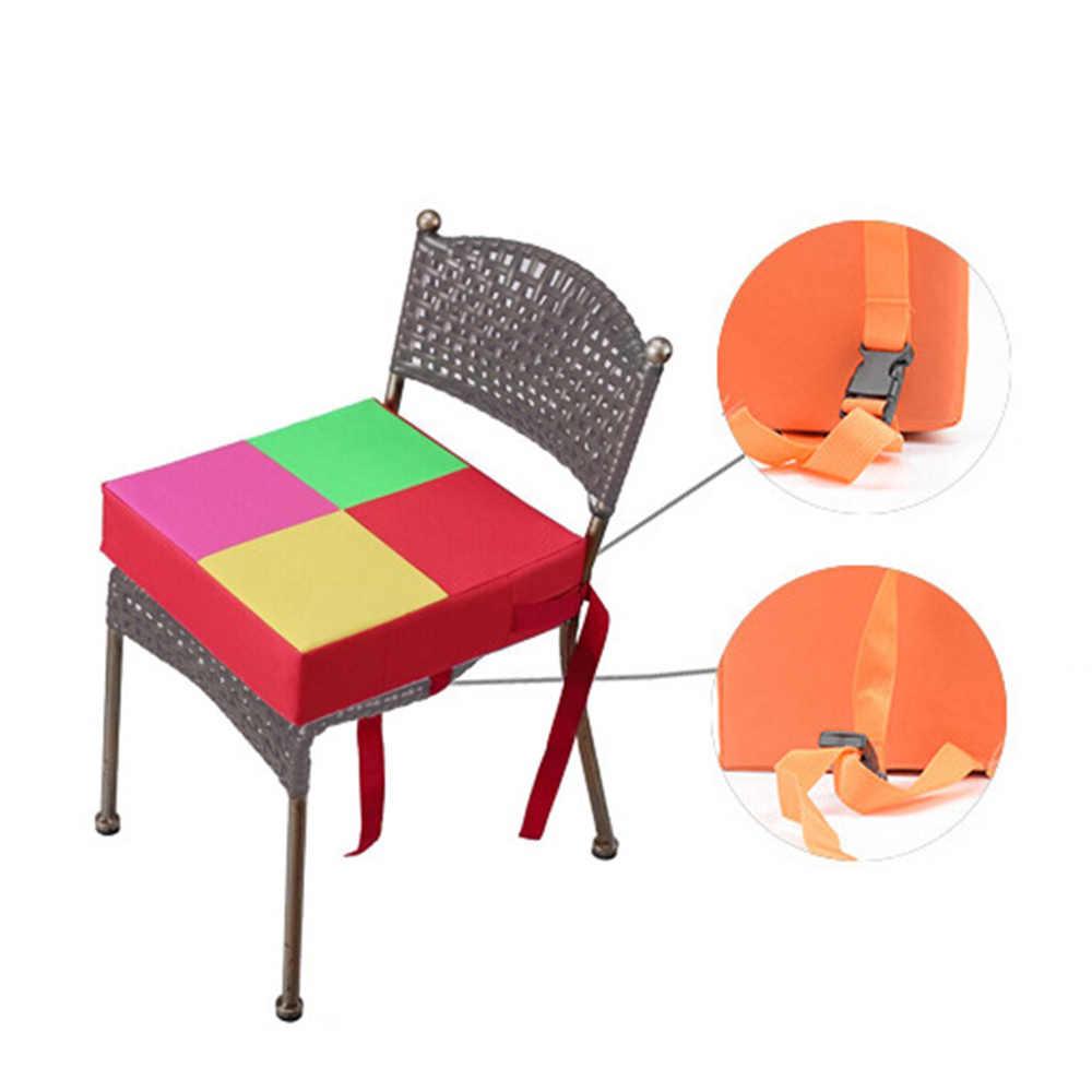 Детское полезное кресло, бустерная подушка, стульчик для кормления ребенка, увеличивающий рост, коврик для сиденья, подушки для стульев