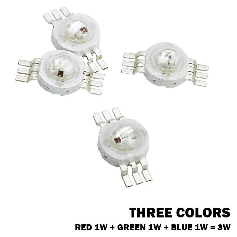 1w led chip red купить в Китае
