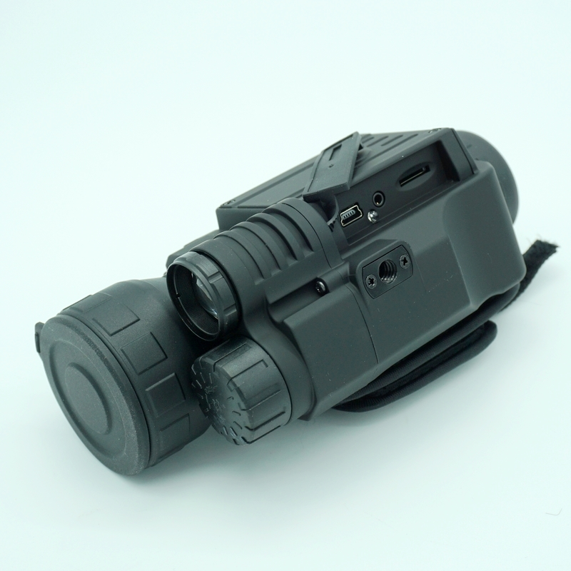 Infrared digital Night vision monocular scope 5x40 IR digital camera video for hunting  Night vision scope NV005