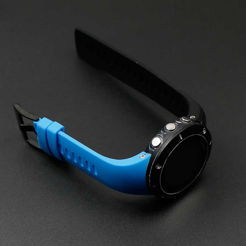 Image 5 - Watch accessories For Suunto Spartan Trainer Wrist HR cool running series men's and women's silicone sports waterproof strap-in Watchbands from Watches