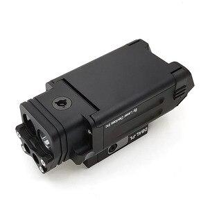 Image 3 - SOTAC GEAR טקטי נשק DBAL PL IR לייזר/IR אור/Strobe/אדום לייזר & 400 Lumens לבן אור רובים פנס