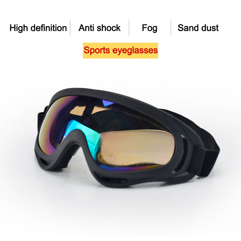 Outdoor sports Water projectile protective glasses Toy gun electric continuous water projectile goggles Anti impact goggle