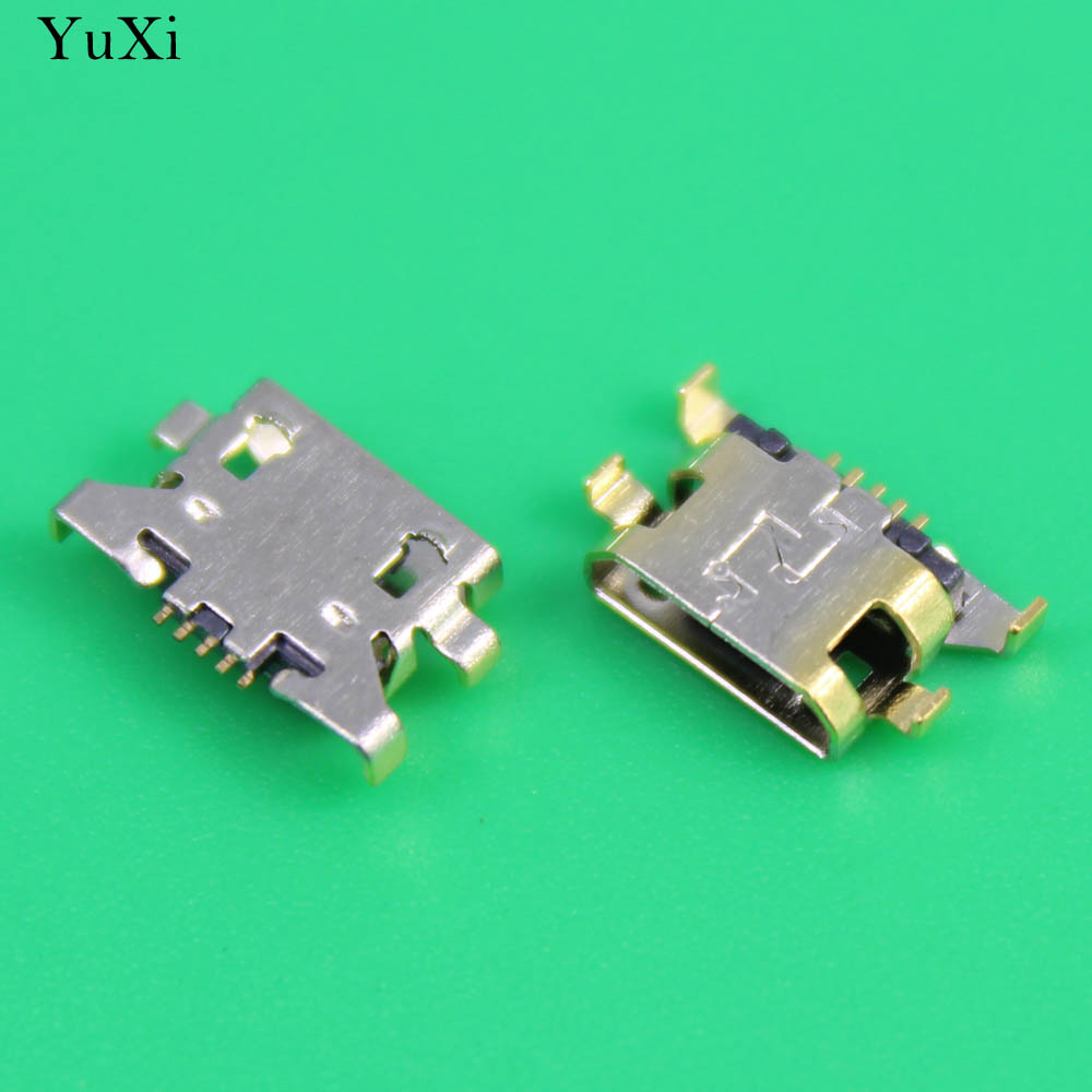 YuXi   For Redmi 3S/Note4 Micro USB Jack Power Charging Port Socket Connector Repair Parts For Xiaomi For Hongmi 3