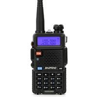 "baofeng uv Baofeng UV-5R 8W מכשיר הקשר מיני נייד 10 ק""מ ארוך טווח שני הדרך רדיו VHF UHF Dual Band כף יד FM משדר CB רדיו (3)"