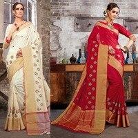 Bollywood Women India Saree Kaftan Sari Dress Clothing Indian Sari
