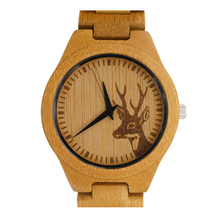 Bobo D028 Nuevo Diseño de Relojes De Madera De Bambú De Bambú Pájaro Correa Mejores Regalos Reloj de Madera Grabado Relojes Japón Movimiento de Cuarzo 2035