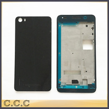Original Complete Full Housing for Huawei Honor 6 Back Case Battery Cover+Front Plate Frame With Buttons