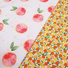 Buulqo Printed 100% twill cotton fabric by Meter Kids Cotton Sheet Fabric  for DIY bedding childrens clothing accessories
