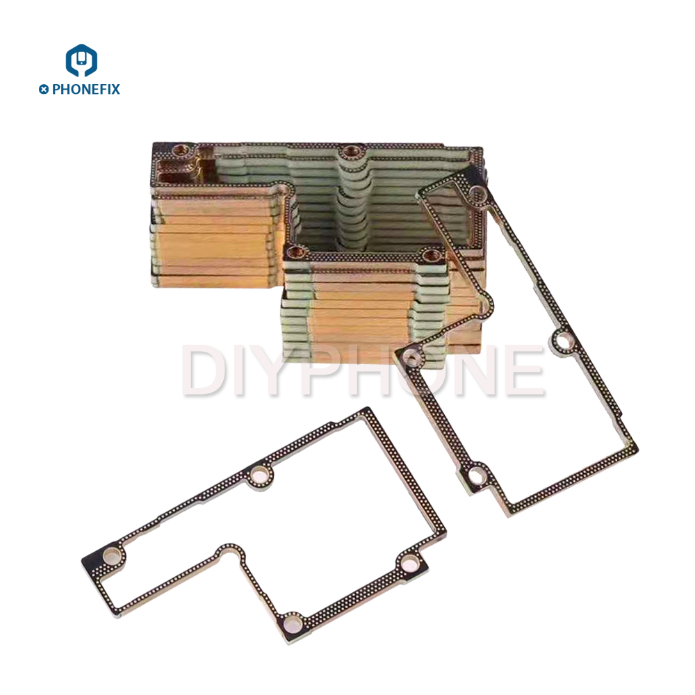 PHONEFIX MJ Middle-Level Layer Board Double-stacked Upper Lower Layers Board Frame For IPhone X XS MAX Motherboard Repair